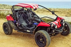 Rent A Buggy - 58832 combinations